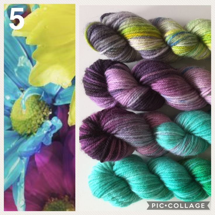 Yarn kit no. 5