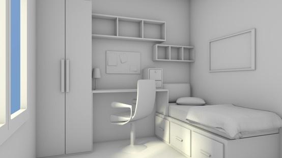 room - blender 3D #3d #blender #room #interior