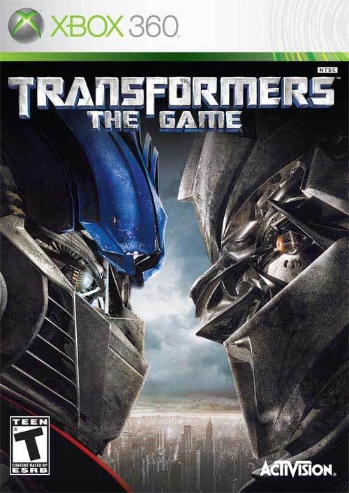 Transformers The Game - Xbox 360 Game