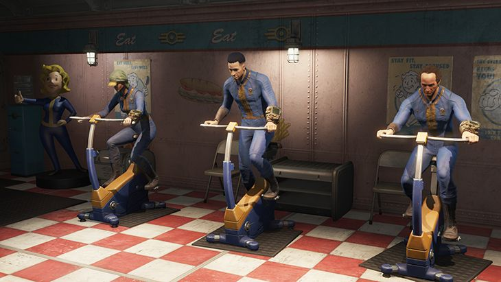 Fallout 4s Vault-Tec Workshop expansion adds quests and hefty design options