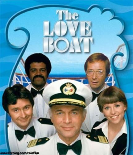 """Love... exciting and new...come aboard... we're expecting you..""  CLASSIC"