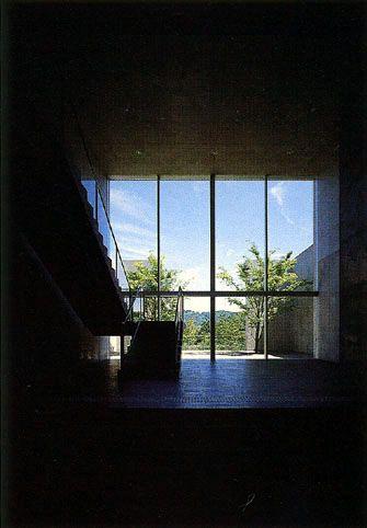 Ayabe Community Center. 1993-95. Ayabe-shi, Kyoto, Japón, Tadao Ando