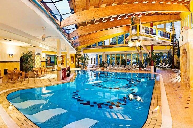 Herrliche Entspannung im 4*-Hotel Kohlerhof im Zillertal - 3 bis 8 Tage ab 129 € | Urlaubsheld.de
