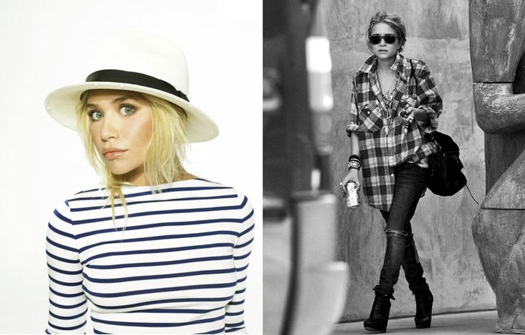 Gemelle Olsen: idee di stile per altezze petite