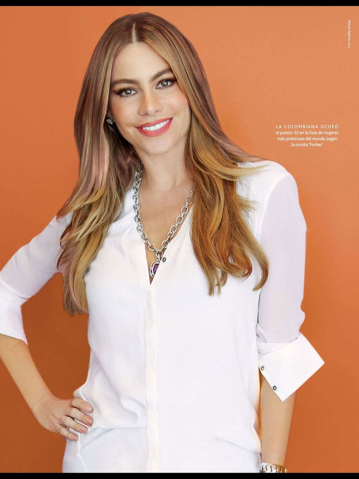 sofia vergara | SOFIA VERGARA in Caras Magazine, March 2015 Issue - HawtCelebs ...