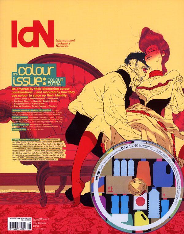 IdN v16n6: The Colour Issue — Colour Sutra
