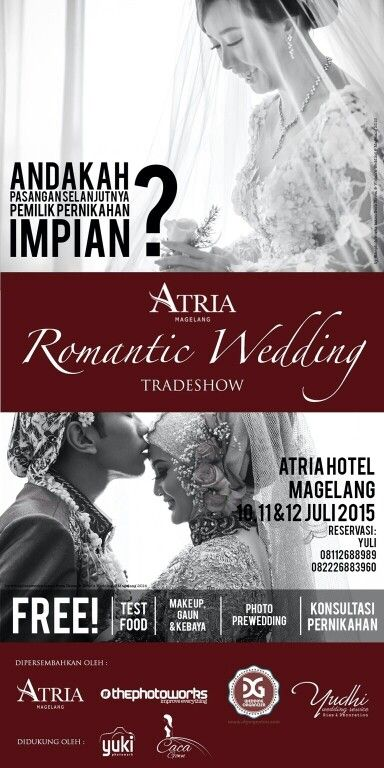 Wedding Tradeshow 2015