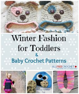 Must-Make Crochet Baby Patterns | AllFreeCrochet.com