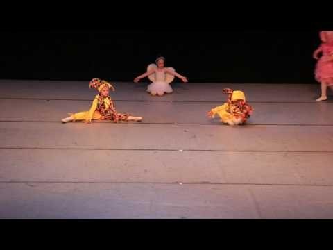 """Фрагмент балета """"Щелкунчик"""""""