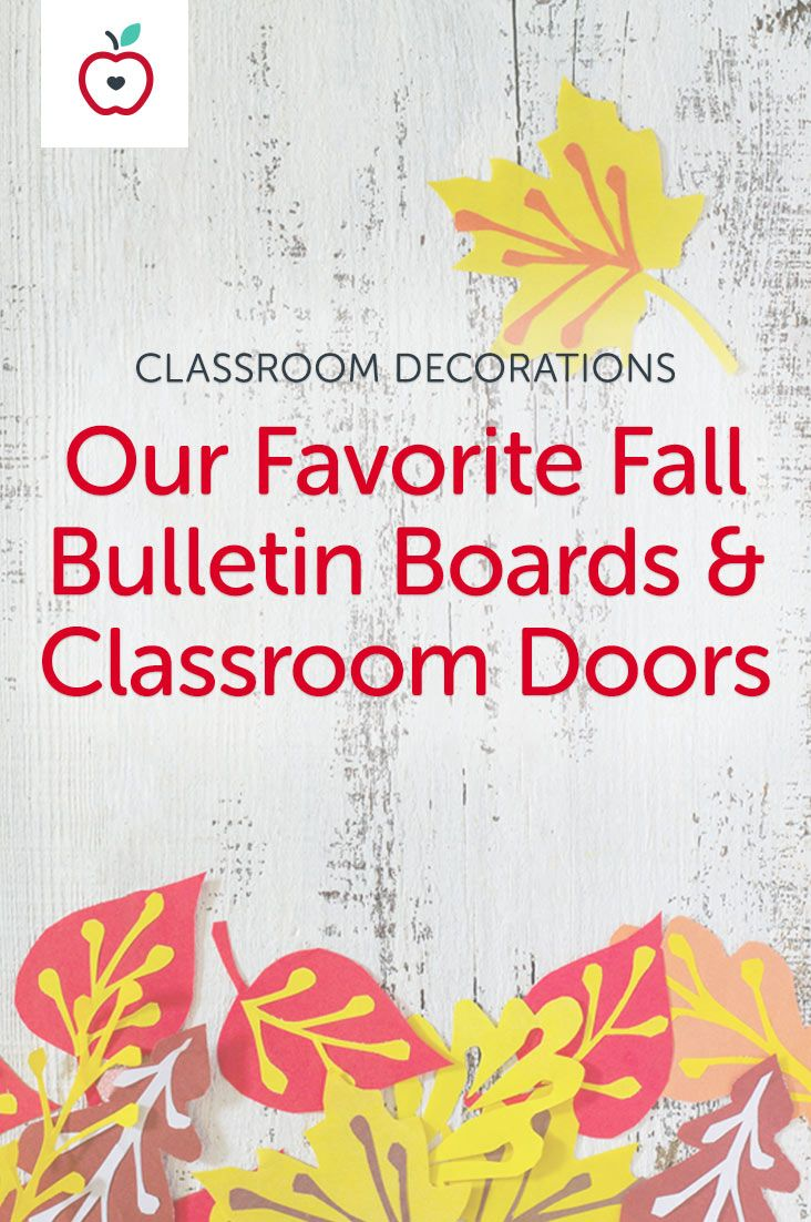 Get the creative inspiration you need this fall with these 25 teacher-approved classroom decor ideas—and a pumpkin spice coffee, of course!
