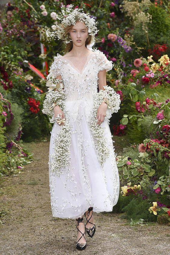 Rodarte Spring 2018 Ready-to-Wear