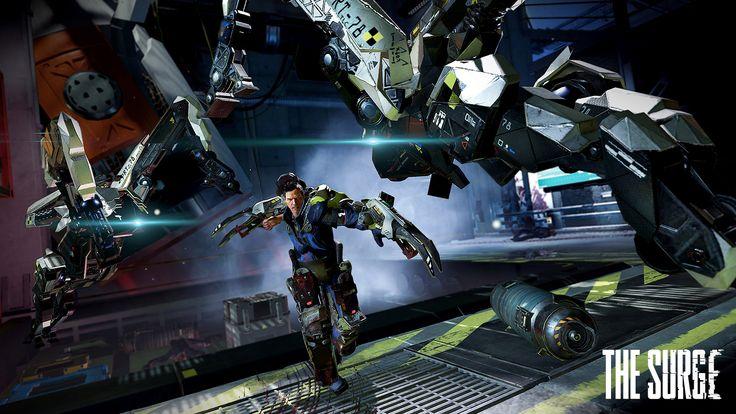 The Surge est un jeu de rôle-action ancré dans un monde ravagé par les conflits et le dérèglement climatique. Le jeu offre une expérience hardcore sans concession, centrée autour d'un système de combat au corps-à-corps exigeant et viscéral. The Surge est prévupour le 16 mai2017 surPC, Xbox One et PS4.
