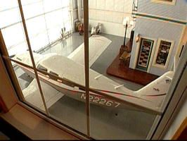 Home in a Hangar : Archive : Home & Garden Television