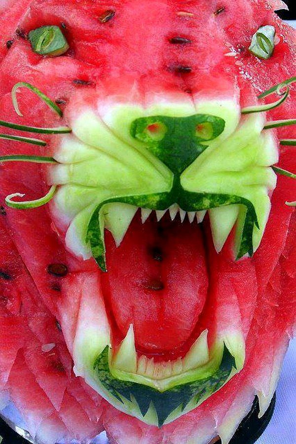 This is amazing! What fun! Did you know that watermelon is delicious grilled AND that Mandarano Balsamic Glaze drilled over the top a great finishing touch.