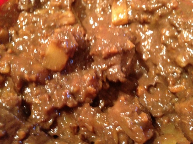 Hawaiian Liver Recipe ~ Change Up your Liver and Onions