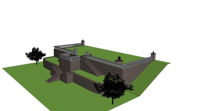 GeoStone Grand Courtyard 1 - 3D Warehouse