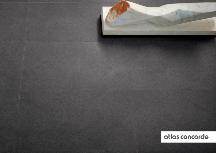 #ADVANCE Nero Basalto | #AtlasConcorde | #Tiles | #Ceramic | #PorcelainTiles