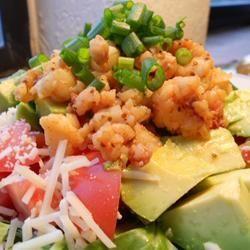 Salade de homard et d'avocat @ http://qc.allrecipes.ca