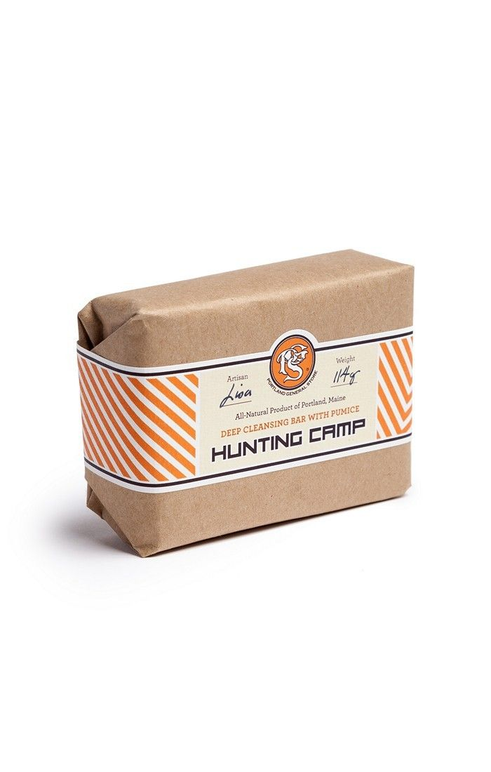 Lifetime Collective / Accessories /Hunting Camp Soap