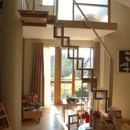 Ship Ladder Design | ... Stairs Design Ideas Pictures Remodel And Decor |  Home