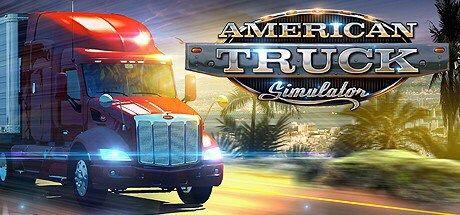 American Truck Simulator Program Jeux PC Télécharger