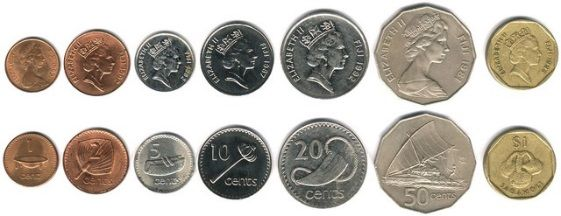 Image result for Fiji currency