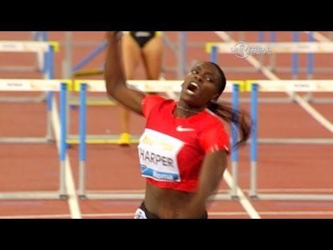 Dawn Harper wins 100m hurdles in Rome - from Universal Sports - http://www.PaulFDavis.com/success-speaker (info@PaulFDavis.com)