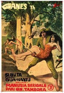 Manusia Serigala Dari Gunung Tambora Jilid 3  #komik #komikIndonesia #komikjadul #SiButaDariGuaHantu
