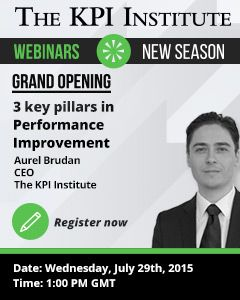 Don't miss the tomorrow webinar and get insights on performance improvement and motivating your employees!