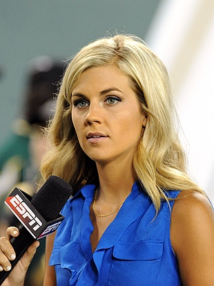 Samantha Steele Ponder,  Such a good role model