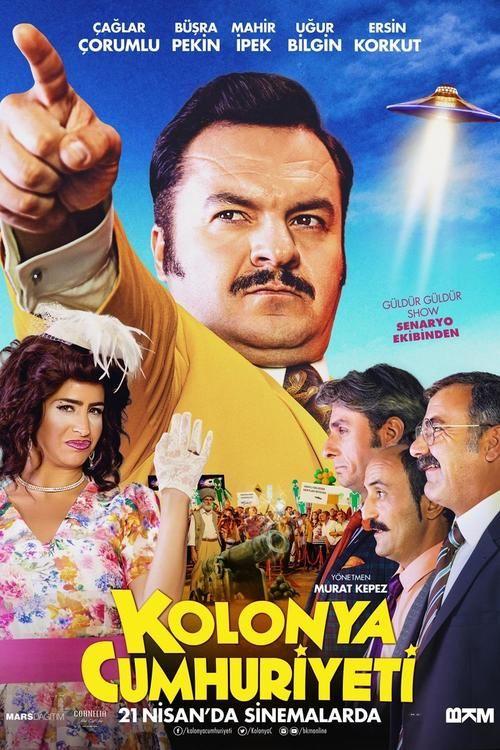 Watch Kolonya Cumhuriyeti (2017) Full Movie HD Free Download