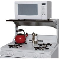 Stove-Top Microwave Shelf