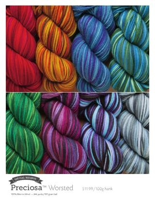 Lanas              Knit Picks July 2012 Catalog Preview