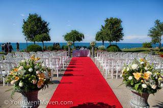 Large Ceremony Arrangements