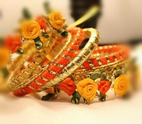 Gota bangles https://www.facebook.com/pages/Rainbow-Dazzle/461994940500930