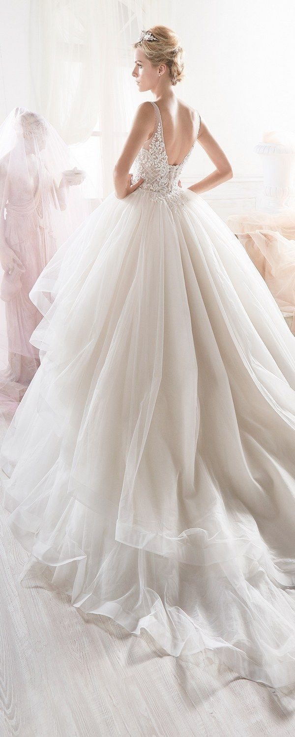 Best wedding dresses for big busts  Nicole Spose Wedding Dresses  Youull Love  Wedding Stuff