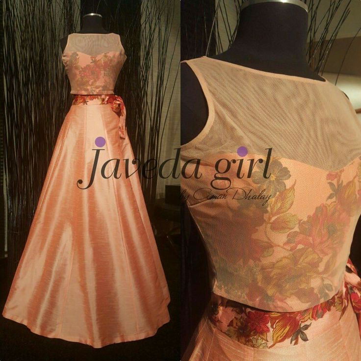 Javeda girl by Aman Dhalay- ready-to-wear line