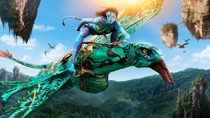 Watch a Tour of the New AVATAR Theme Park That Shows Us What Happens After the Film Saga Ends — GeekTyrant
