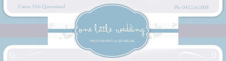 One Little Wedding logo