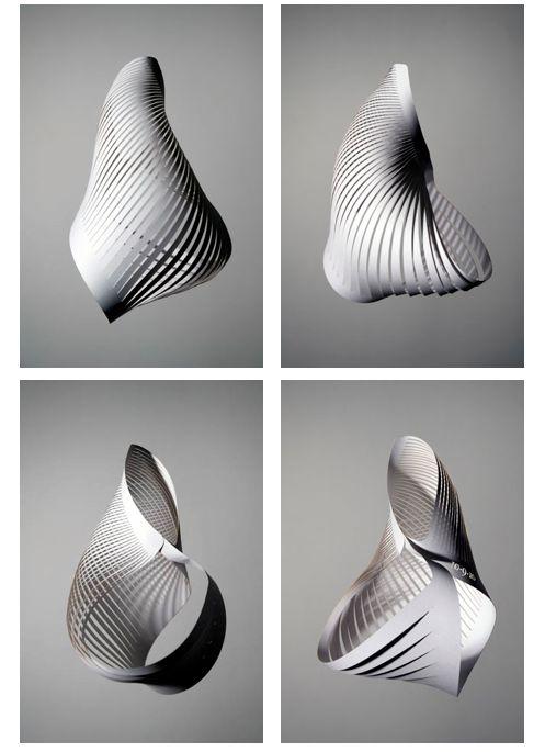 Screen Shot 2012 01 28 at 9.41.13 AM Interior   Richard Sweenys Paper Sculptures