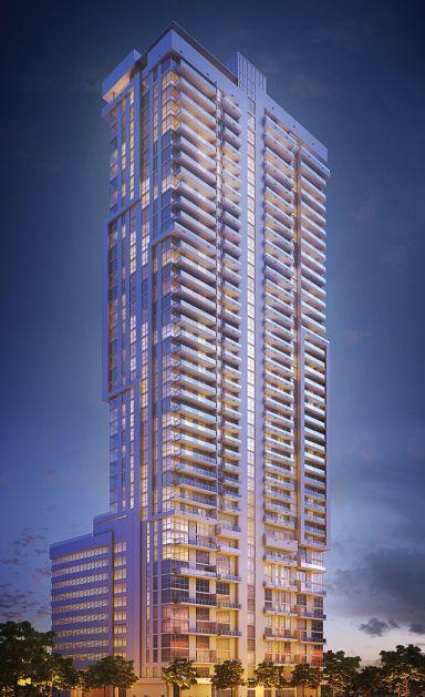 The Bond At Brickell 1080 Brickell Avenue High Rise
