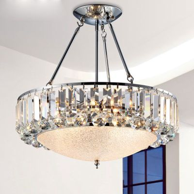 ... Dia 46cm Round Pendant Lamp Hotel Living Room Bedroom Pendant Light