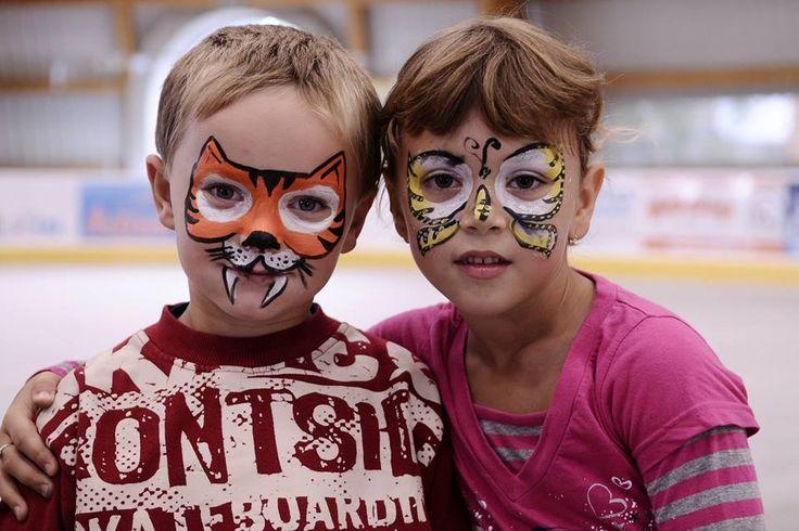 tygr a motýl