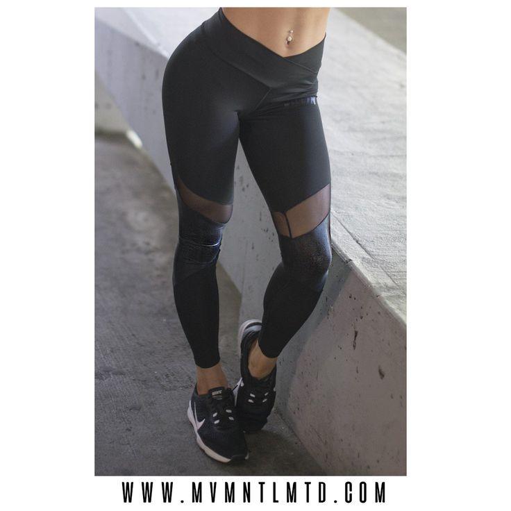 Ft. Brickcityvillin Femme Fatal Leggings * Leather look pannels * Mesh pannels * Compression fit * High waist * V shaped waist  SHOP NOW! (Link in bio) mesh leggings leather pants ---------------------------------- ✅Follow Facebook: MVMNT. LMTD 🌏Worldwide shipping 👻 mvmnt.lmtd 📩 mvmnt.lmtd@gmail.com