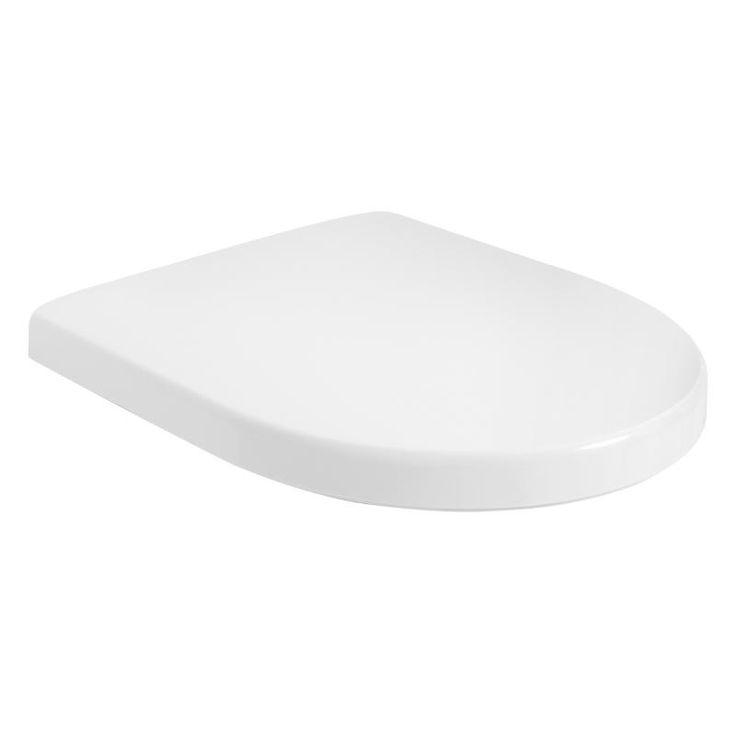 Keramag iCon WC-Sitz mit Deckel nach DIN 19516 mit Absenkautomatik soft-close
