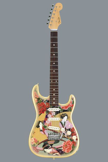Fender Japan 117