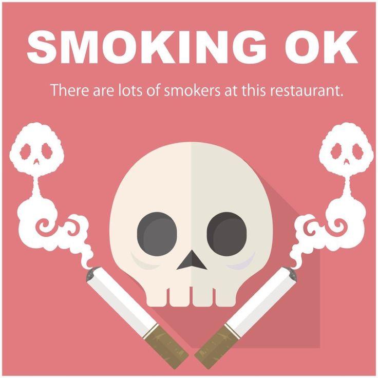 smoking ok
