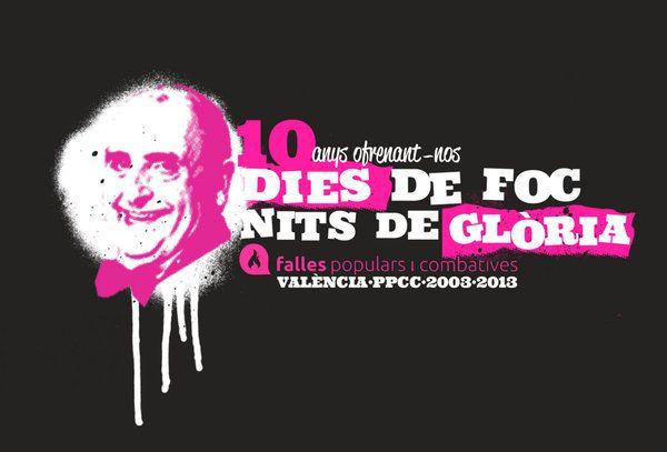 """#FALLES #POPULARS #COMBATIVES #VALENCIA #ARREPLEGA #PPCC #CROWDFUNDING #VERKAMI - Disseny de la samarreta de les Falles Populars i Combatives 2013 Ja està ací L'ARREPLEGÀ de les #FPC13! Ni loteria de nadal, ni loteria del """"niño""""! Crowdfunding, que sempre toca!  +INFO: http://fallespopulars.org i https://facebook.com/fallespopularsicombatives  Campaña crowdfunding verkami www.verkami.com/projects/4128"""