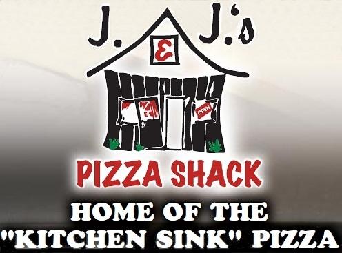 Jj Pizza Shack Kitchen Sink