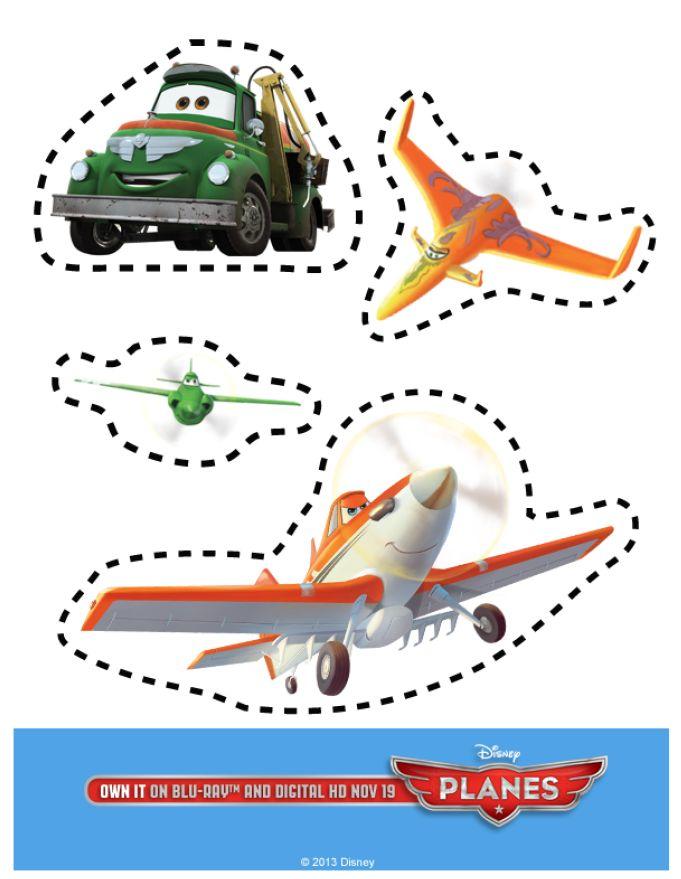 Stickers-- http://skgaleana.com/disney-planes-free-printables/